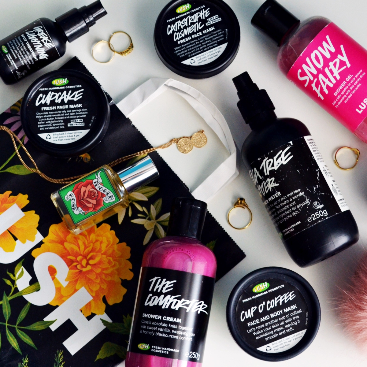 REINVENTING A LUSH SKINCARE ROUTINE